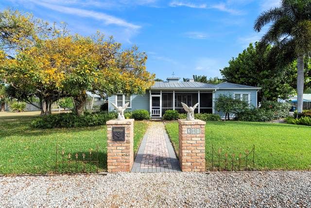 201 SE Lonita Street, Stuart, FL 34994 (#RX-10714544) :: Baron Real Estate