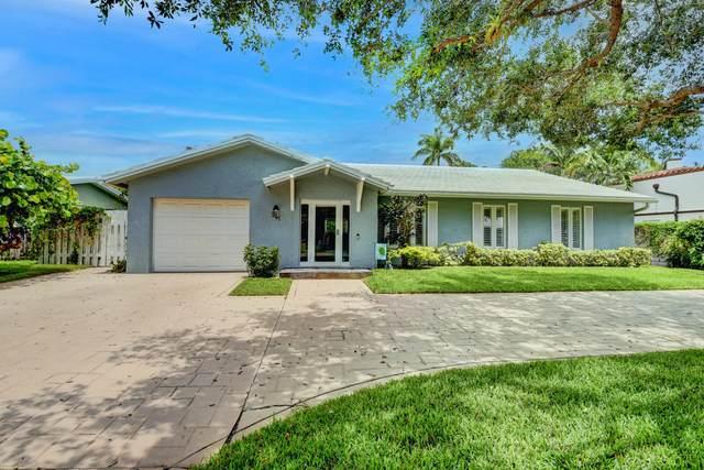941 SW 21st Street, Boca Raton, FL 33486 (#RX-10714557) :: Posh Properties