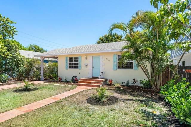 826 N M Street, Lake Worth Beach, FL 33460 (#RX-10714578) :: Baron Real Estate