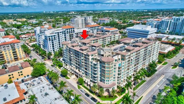 99 SE Mizner Boulevard #834, Boca Raton, FL 33432 (#RX-10714886) :: Baron Real Estate