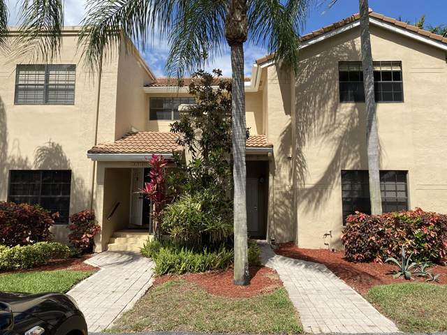 6658 Montego Bay Boulevard F, Boca Raton, FL 33433 (#RX-10715000) :: Heather Towe | Keller Williams Jupiter