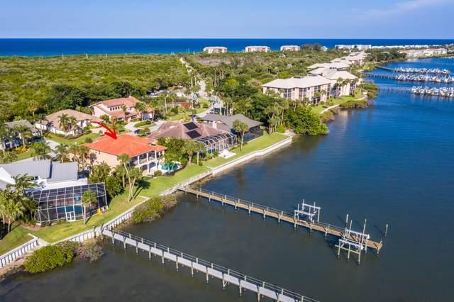 4380 NE Joes Point Road, Stuart, FL 34996 (#RX-10715040) :: Michael Kaufman Real Estate