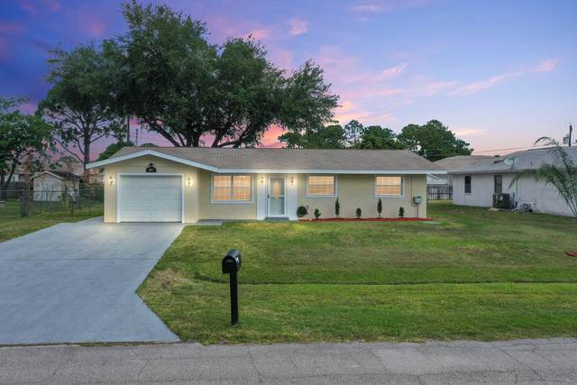 581 SW Dwight Avenue, Port Saint Lucie, FL 34983 (#RX-10715073) :: Michael Kaufman Real Estate