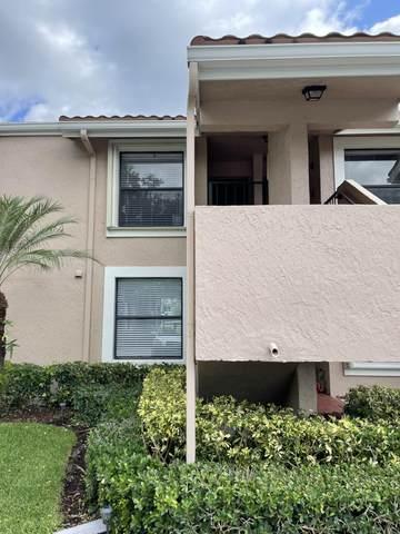 6928 Briarlake Circle #205, Palm Beach Gardens, FL 33418 (#RX-10715389) :: DO Homes Group