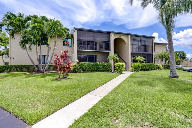 526 Shady Pine Way D2, Greenacres, FL 33415 (#RX-10715415) :: Michael Kaufman Real Estate