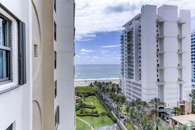 3400 N Ocean Drive #1206, Riviera Beach, FL 33404 (#RX-10715461) :: The Power of 2 | Century 21 Tenace Realty