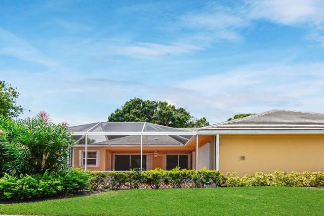 1249 NW Sun Terrace Circle C, Port Saint Lucie, FL 34986 (#RX-10715570) :: Michael Kaufman Real Estate
