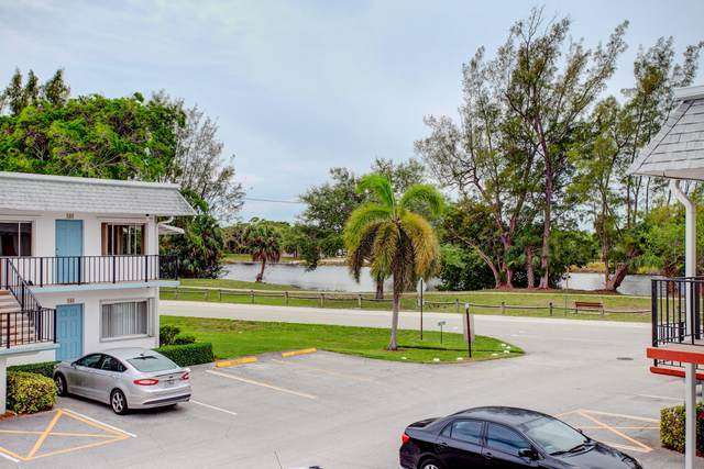 2840 Lake Osborne Drive #205, Lake Worth Beach, FL 33461 (#RX-10715581) :: Signature International Real Estate