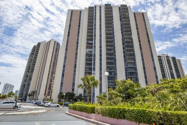 20301 W Country Club Drive #2622, Aventura, FL 33180 (#RX-10715664) :: DO Homes Group