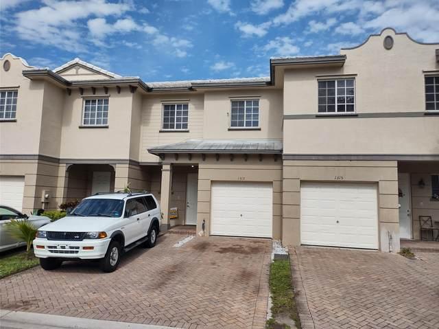 1313 Lucaya Drive, Riviera Beach, FL 33404 (MLS #RX-10715677) :: Castelli Real Estate Services