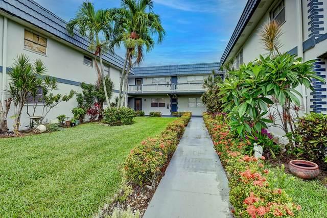 313 Tuscany F, Delray Beach, FL 33446 (#RX-10715790) :: DO Homes Group