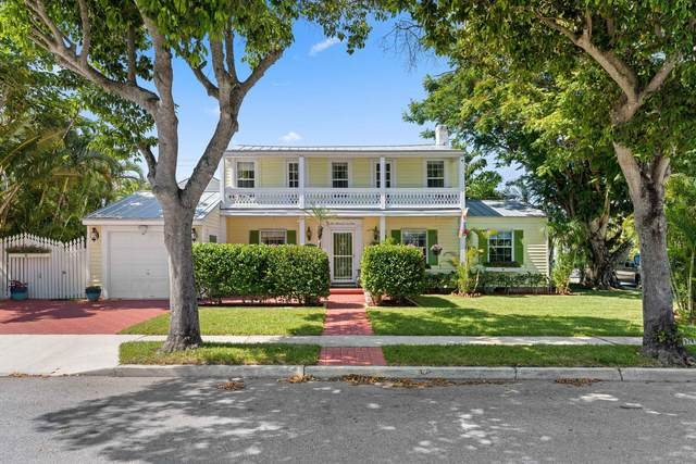 201 Nottingham Boulevard, West Palm Beach, FL 33405 (MLS #RX-10715968) :: The Paiz Group
