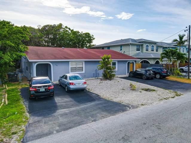 1123 NE 3rd Avenue 1-2, Fort Lauderdale, FL 33304 (#RX-10715990) :: Michael Kaufman Real Estate