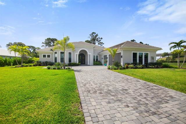6827 SW Silver Wolf Drive, Palm City, FL 34990 (MLS #RX-10716064) :: Castelli Real Estate Services