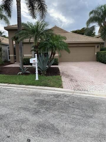 10465 Copper Lake Way, Boynton Beach, FL 33437 (#RX-10716217) :: Michael Kaufman Real Estate