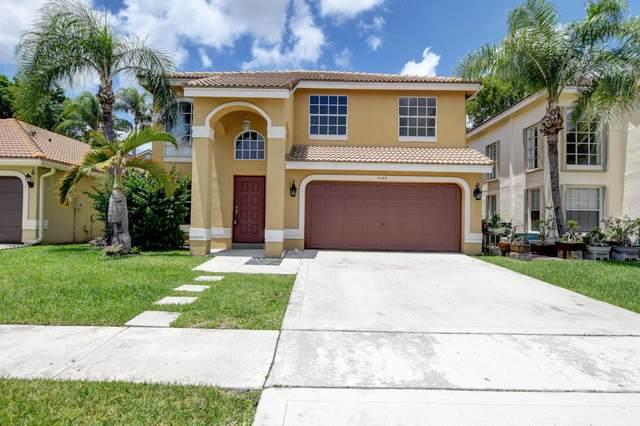 10163 Serene Meadow Drive N, Boca Raton, FL 33428 (#RX-10716530) :: Michael Kaufman Real Estate