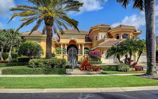 3811 Coventry Lane, Boca Raton, FL 33496 (#RX-10716579) :: Michael Kaufman Real Estate