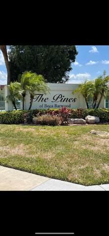 23385 Barwood Lane S #1308, Boca Raton, FL 33428 (#RX-10716717) :: The Power of 2 | Century 21 Tenace Realty