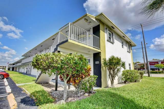1113 Lake Terrace #110, Boynton Beach, FL 33426 (#RX-10716724) :: The Rizzuto Woodman Team