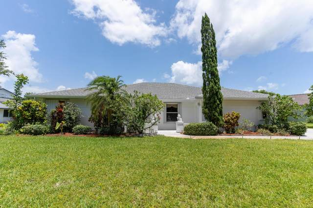 2098 NE Ginger Terrace, Jensen Beach, FL 34957 (#RX-10716761) :: Michael Kaufman Real Estate