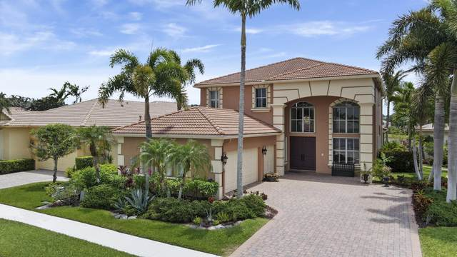 210 Via Condado Way, Palm Beach Gardens, FL 33418 (#RX-10716774) :: Michael Kaufman Real Estate