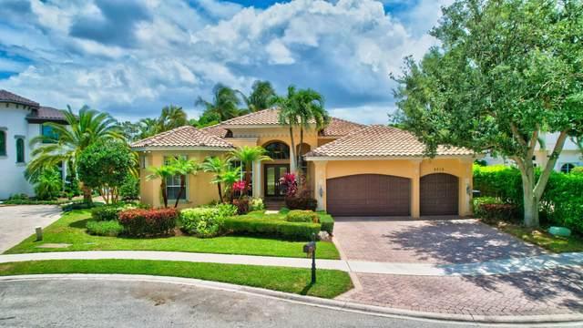 6019 Via Venetia S, Delray Beach, FL 33484 (#RX-10716940) :: Michael Kaufman Real Estate