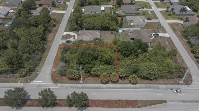955 SW Becker Road, Port Saint Lucie, FL 34953 (MLS #RX-10717033) :: Dalton Wade Real Estate Group