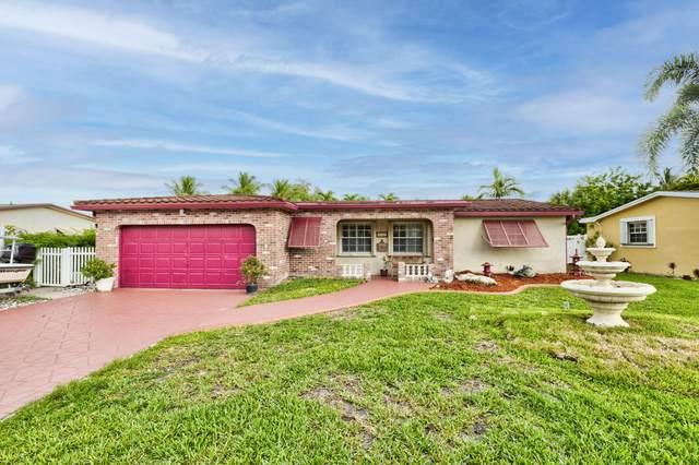 6624 NW 3rd Street, Margate, FL 33063 (MLS #RX-10717232) :: Berkshire Hathaway HomeServices EWM Realty