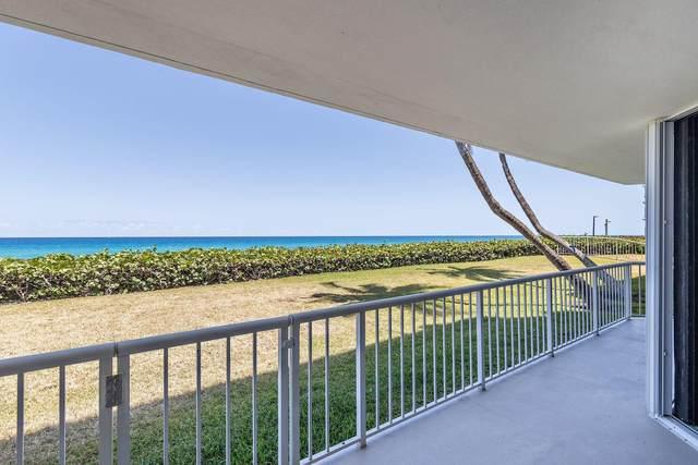 3170 S Ocean Boulevard 203 S, Palm Beach, FL 33480 (#RX-10717463) :: Michael Kaufman Real Estate
