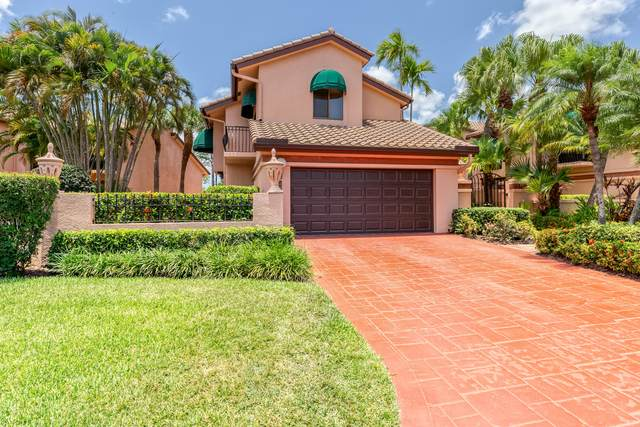 6483 Via Benita, Boca Raton, FL 33433 (#RX-10717751) :: Michael Kaufman Real Estate