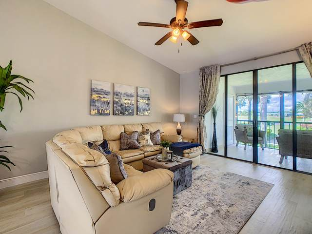 7581 Glendevon 1407 Lane #1407, Delray Beach, FL 33446 (#RX-10717936) :: Treasure Property Group