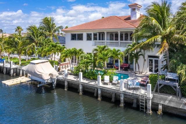 960 Fern Drive, Delray Beach, FL 33483 (#RX-10718003) :: Michael Kaufman Real Estate