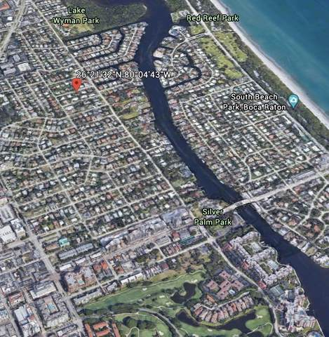 450 NE 10th Street, Boca Raton, FL 33432 (#RX-10718210) :: Michael Kaufman Real Estate