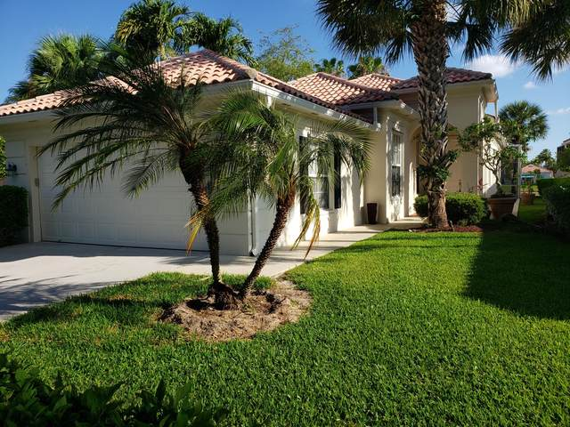 4678 Hammock Circle, Delray Beach, FL 33445 (#RX-10718405) :: Ryan Jennings Group