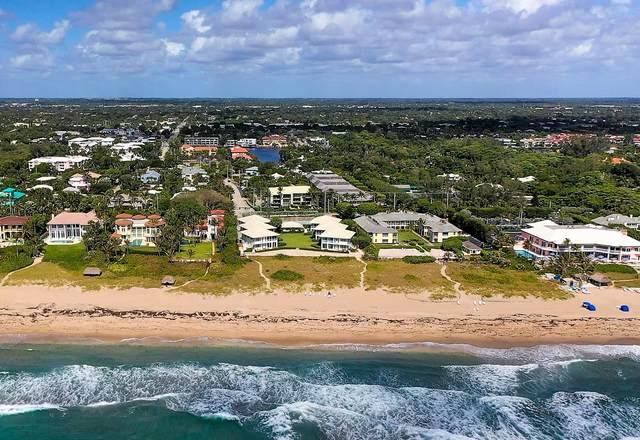 800 N Ocean Boulevard #4, Delray Beach, FL 33483 (#RX-10718556) :: DO Homes Group