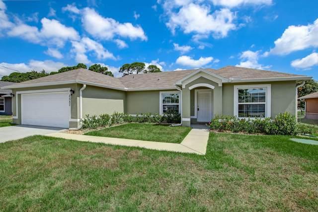 2557 SE Mariposa Avenue, Port Saint Lucie, FL 34952 (#RX-10718742) :: Michael Kaufman Real Estate
