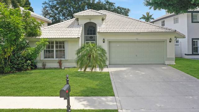 10217 Brookville Lane, Boca Raton, FL 33428 (#RX-10718766) :: Michael Kaufman Real Estate