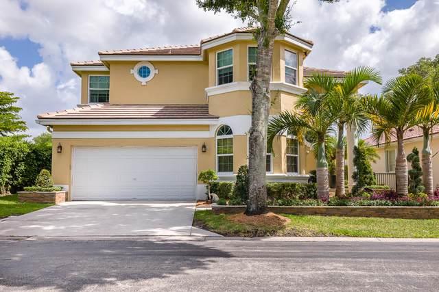 7050 NW 75th Street, Parkland, FL 33067 (MLS #RX-10718911) :: Castelli Real Estate Services