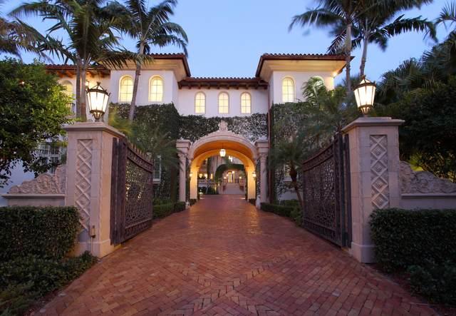 2367 S Ocean Boulevard, Highland Beach, FL 33487 (#RX-10719010) :: Posh Properties