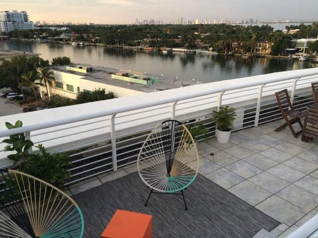 6580 Indian Creek Drive #601, Miami Beach, FL 33141 (MLS #RX-10719201) :: Castelli Real Estate Services