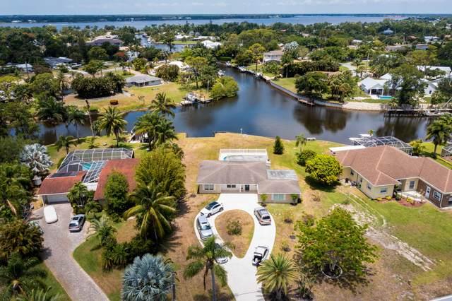 1360 NW Lakeside Trail, Stuart, FL 34994 (#RX-10719289) :: Michael Kaufman Real Estate