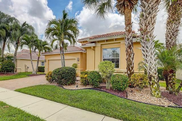 9582 Taormina Street, Lake Worth, FL 33467 (#RX-10719347) :: Michael Kaufman Real Estate
