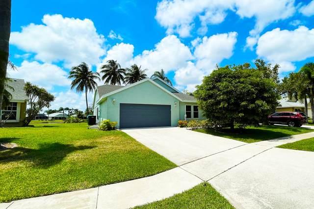 32 Misty Meadow Drive, Boynton Beach, FL 33436 (#RX-10719392) :: Michael Kaufman Real Estate