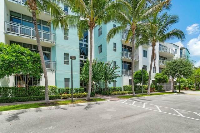 335 SE 6th Avenue #212, Delray Beach, FL 33483 (#RX-10719401) :: Baron Real Estate