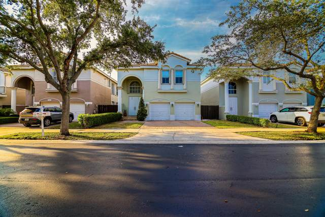 11237 NW 46th Lane, Doral, FL 33178 (#RX-10719406) :: Michael Kaufman Real Estate