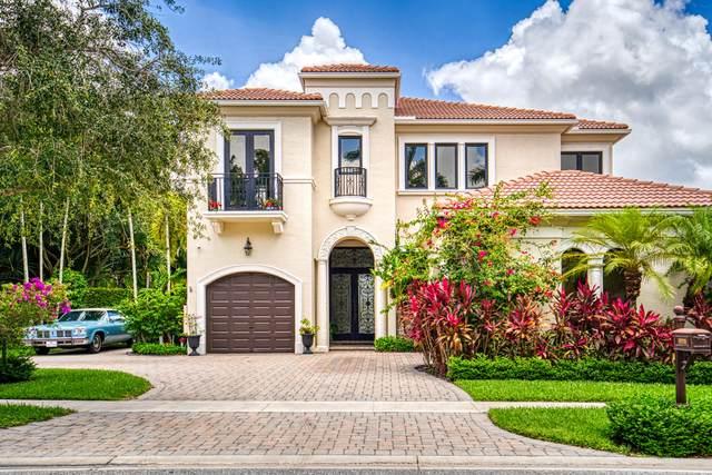 17961 Villa Club Way, Boca Raton, FL 33496 (#RX-10719428) :: Michael Kaufman Real Estate