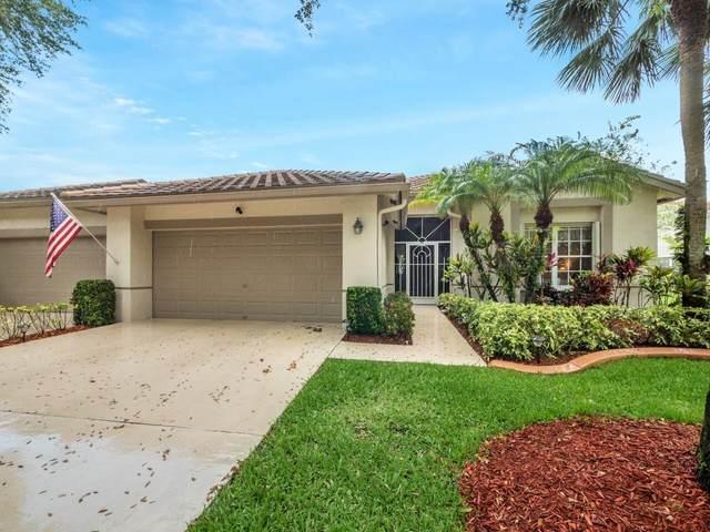 7511 Rockbridge Circle, Lake Worth, FL 33467 (#RX-10719615) :: Michael Kaufman Real Estate
