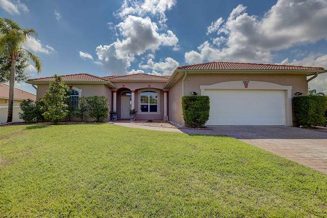 5907 NW Bayou Court, Port Saint Lucie, FL 34986 (#RX-10719617) :: Michael Kaufman Real Estate