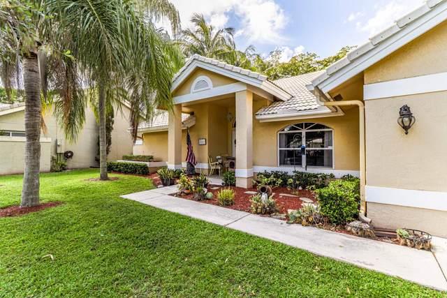 6079 Wedgewood Village Circle, Lake Worth, FL 33463 (#RX-10720013) :: Michael Kaufman Real Estate