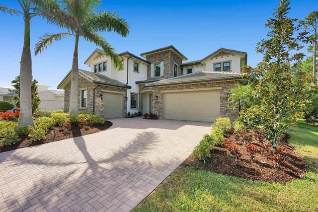 3001 NW Radcliffe Way, Palm City, FL 34990 (#RX-10720019) :: Michael Kaufman Real Estate
